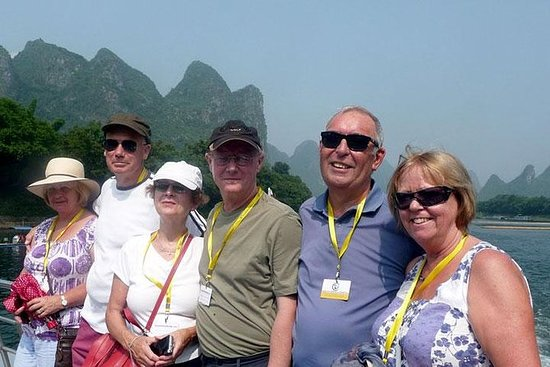 8-Day Small-Group China Tour: Guilin...