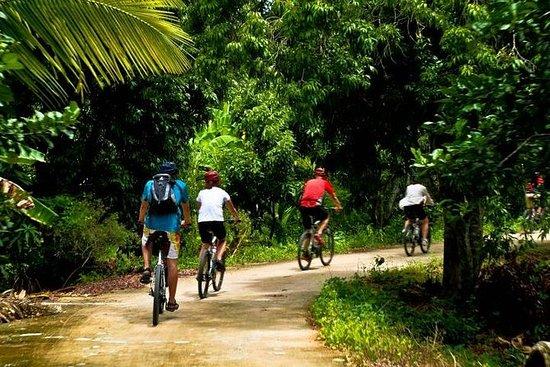 3-dagars Hua Hin cykeltur från Bangkok