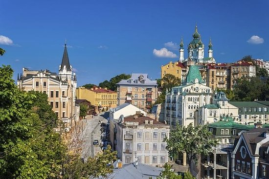 4-Day Small-Group Tour of Kiev...