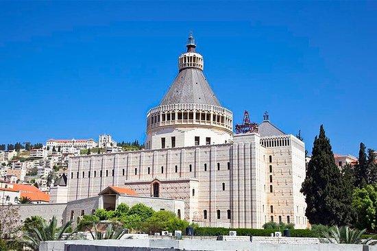 Tour de 6 dias pelo Israel cristão