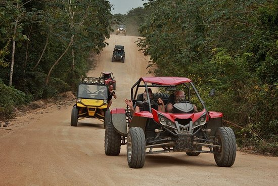 Buggy Tour in Playa del Carmen with...