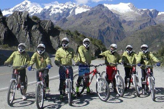 Inca Jungle Trail to Machu Picchu...
