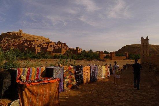 9-natt fjell og ørken liten gruppe...