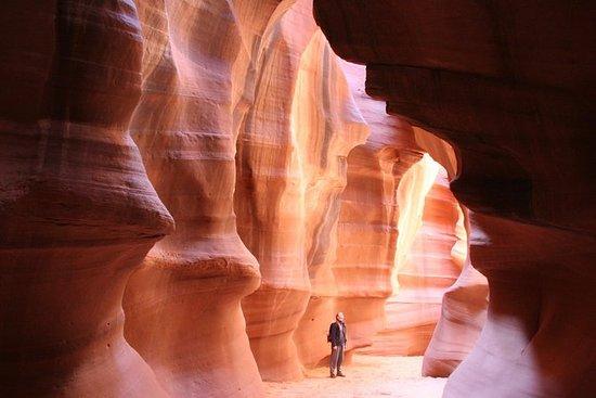 Grand Canyon, Monument Valley, og...