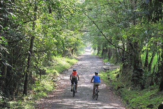 3 días de senderismo y bicicleta...