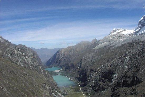 4-Day Trekking Around Llanganuco...