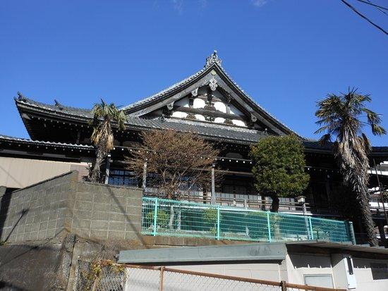 Saiyu Temple