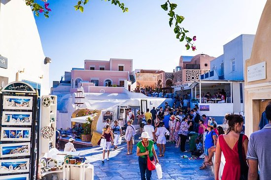 8-Day Tour of Athens, Mykonos and...