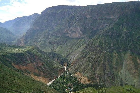 3-Day Colca Canyon Trekking from...
