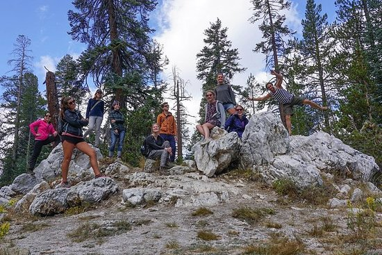 4 Day Sierra Nevada Tour of Yosemite...