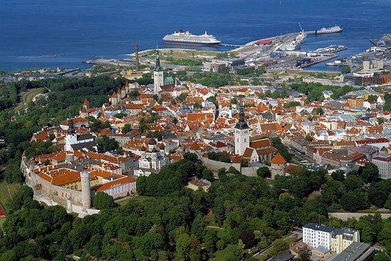 8-dagers Estland, Litauen, Latvia...