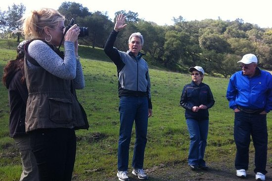 Guided Nature Walk and Wine Tasting...