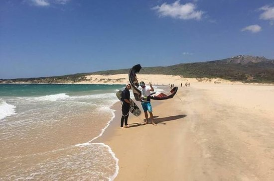 Kite Surfing Lessons in Tarifa