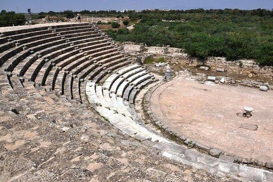 Ausflug nach Famagusta und Salamis...
