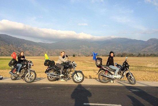 Tour de 3 días en moto por Vietnam...