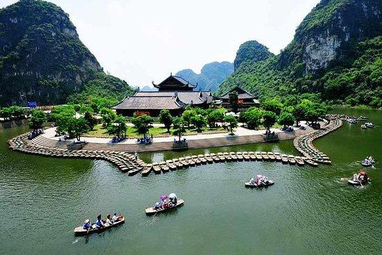 Ganztägige Tour Bai Dinh Pagode und...