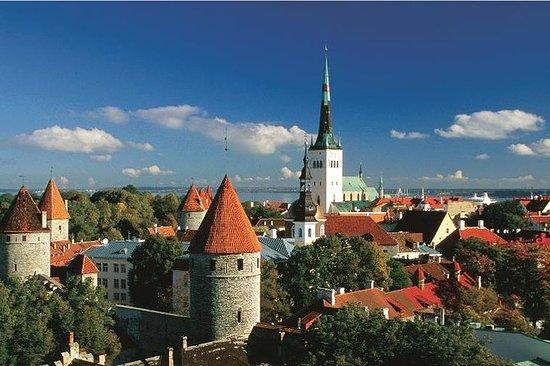 Tallinn medievale: gita di un giorno