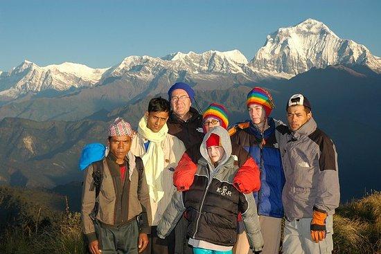 Tour privato di trekking in Nepal