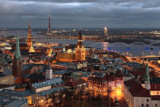 Cruise Riga - Stockholm - Riga with...