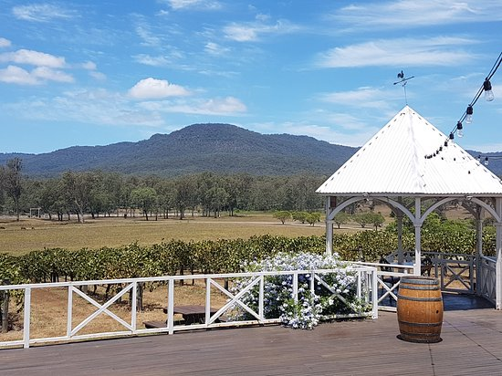 Tamborine, Australia: Lovely spot, good service, food and wine and lovely outlook.