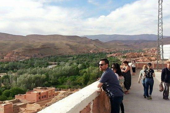 Circuit de 4 jours à Marrakech vers...