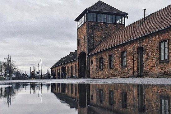 Visite guidée d'Auschwitz et de...