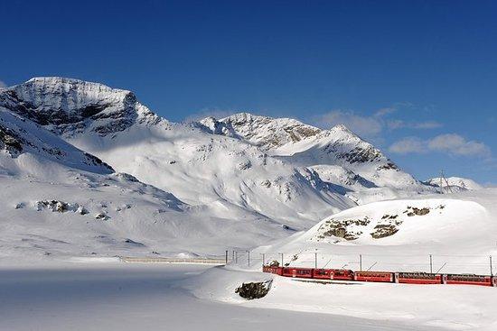 Glacier 5 jours et Bernina Express...