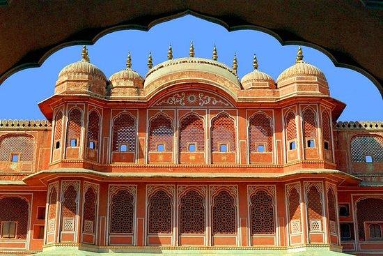 4 Days Jaipur And Ranthambore Tour