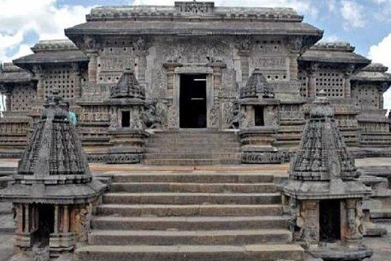 Opulent Mysore och tempel i södra ...