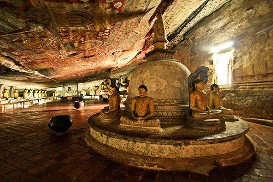 Tour di 5 giorni in Sri Lanka