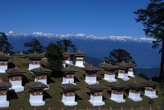 4 Nights 5 Days Bhutan at a Glance...