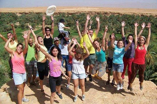 Grupo Pequeno Fes Para Marrakech via...