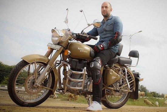 Weekend Heritage tur på motorsykkel...