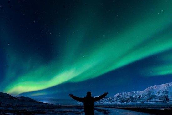 Tierra de la aurora boreal