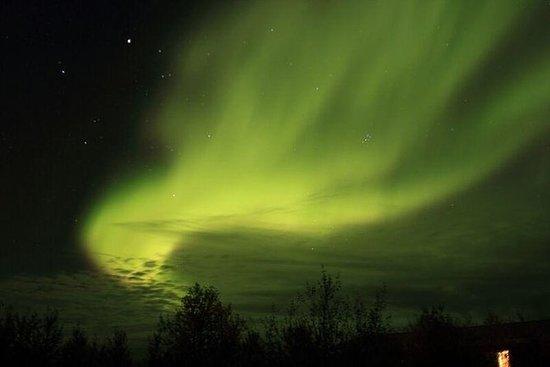 Exploración de la aurora boreal...