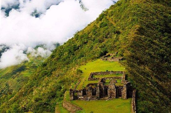 Choquequirao Trek 4 jours de Cuzco