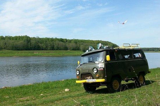 Russian countryside package: Volga...
