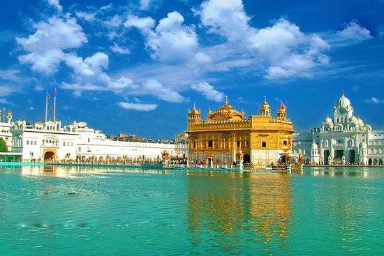 3 Dager Privat Luksus Amritsar Tur...