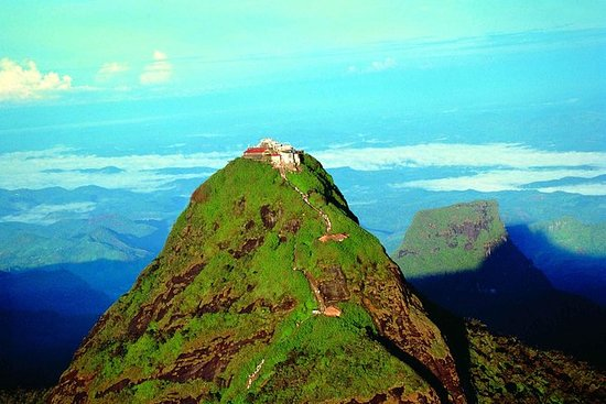 Vist To Adam's peak From Colombo