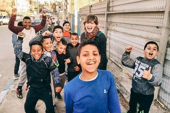 2-dags Caesarea, Kibbutz og Arab...