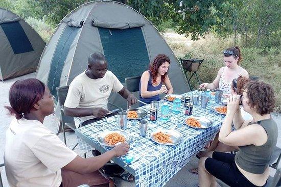 CHOBE SAFARI OVERNIGHT CAMPING TRIP