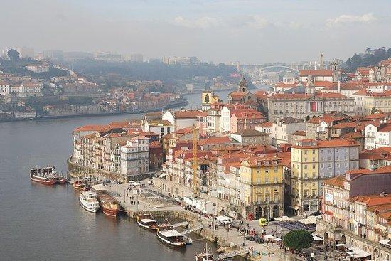 Porto, Coimbra, Fatima, Lisboa og...