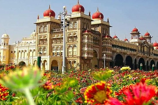 Coorg med Mysore Tour