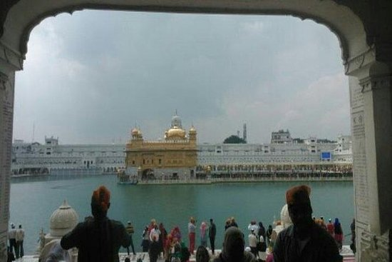 Golden Temple Tour con Wagah Border...