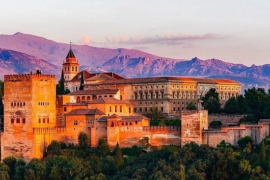 Visita guiada de 9 días a Andalucía y...