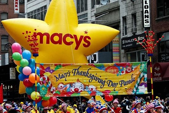 3-Day New York and Macy's...