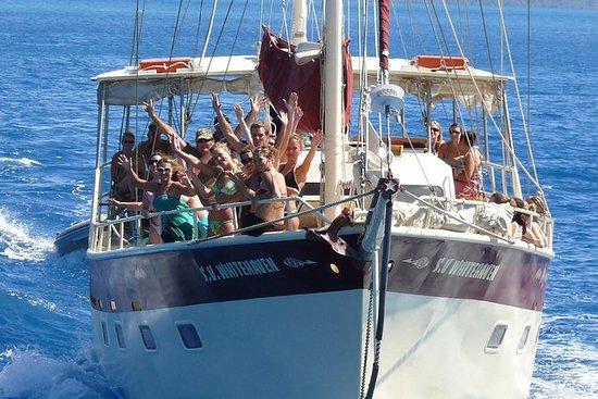 2 Dias de Whitsundays Sailing...