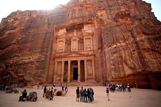 El Cairo a Petra