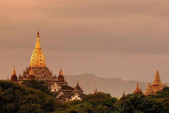 7 dager Myanmar i et øyeblikk