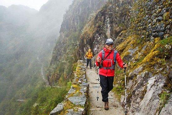 Chemin de l'Inca au Machu Picchu 2...